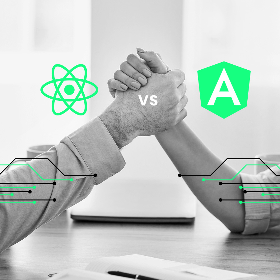 React vs. Angular – Which One You Should Choose?